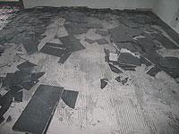 Untergrundvorbereitung: Fliesenbelag entfernen