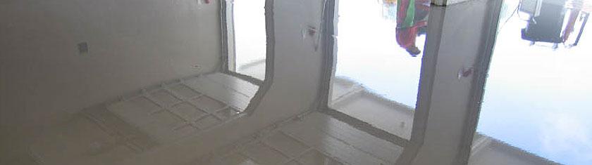 Bodenausgleichsmasse – spiegelglatte Böden