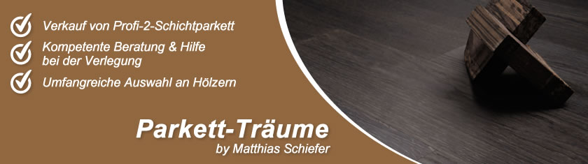 Parkett-Träume by Schiefer