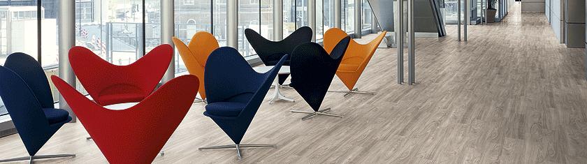 Ojectflor – Designbeläge aus PVC